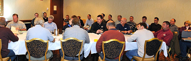 Landscape Contractors in Networking Group