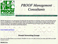 PROOF Management 1998